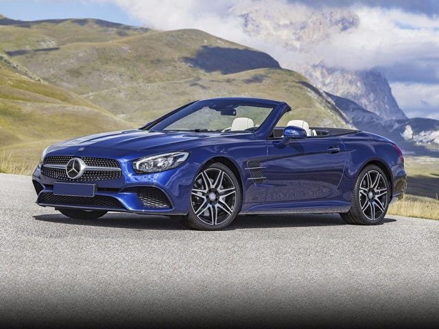 2019 Mercedes Benz SL 550 | Mercedes Benz Of Charlotte Serving Matthews  Huntersville Rock Hill WDDJK7DA9KF055224