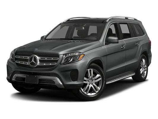 2018 Mercedes Benz Gls 450 4matic Mercedes Benz Of Charlotte