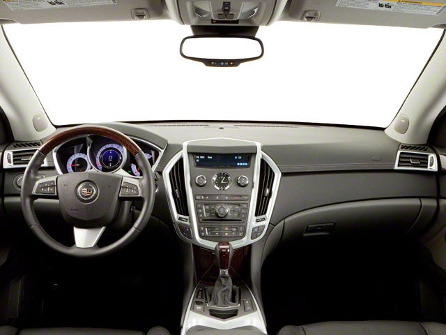 2011 Cadillac SRX Luxury | Mercedes-Benz of Charlotte Serving ...