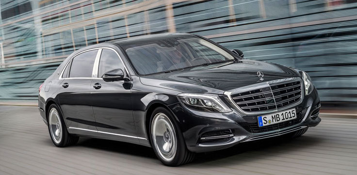 mercedes-maybach s600 | mercedes-benz luxury cars