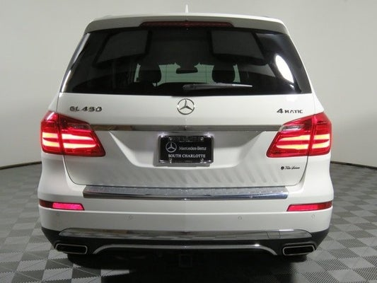 2015 Mercedes-Benz GL 450