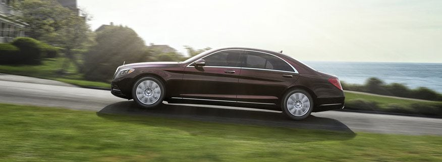 Why the Mercedes-Benz S550 is Always the Premier Large